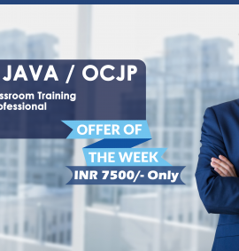 Core Java Certification Training