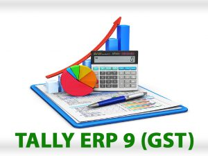 TALLY ERP 9 WITH GST | Zenfotec Solutions