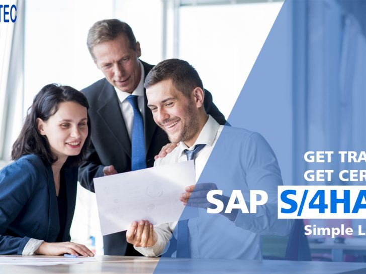 sap s4hana simple logistics certification and training at zenfotec solutions bangalore